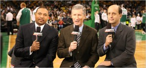 Let's get some All-Star announcers to go with the All-Star players