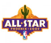 NBA All-Star 2009 logo