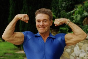 Former Cardinals strength coach, Jack Lalanne