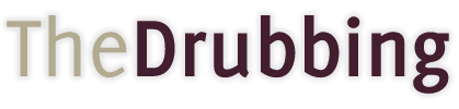 The Drubbing Logo